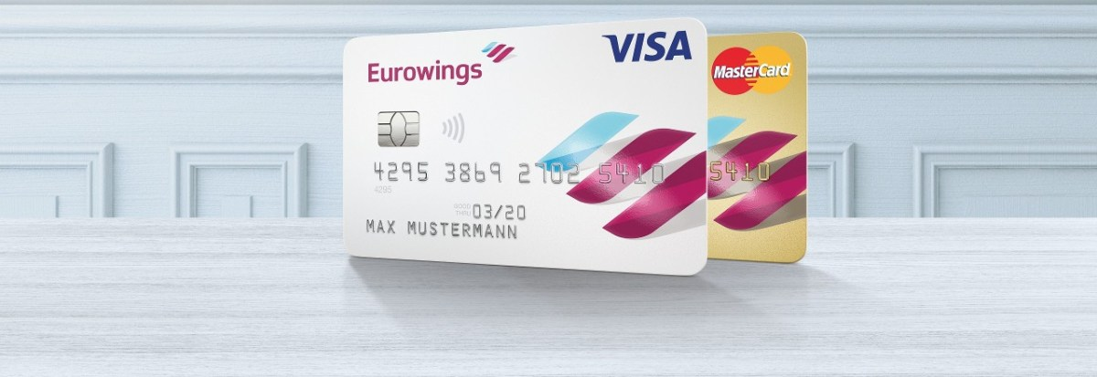 Eurowings Kreditkarte Classic oder Gold?