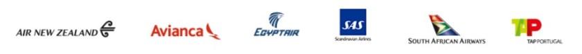 star alliance zusätzliche partner lufthansa air new zealand avianca egyptair egypt air sas south african airways tap portugal