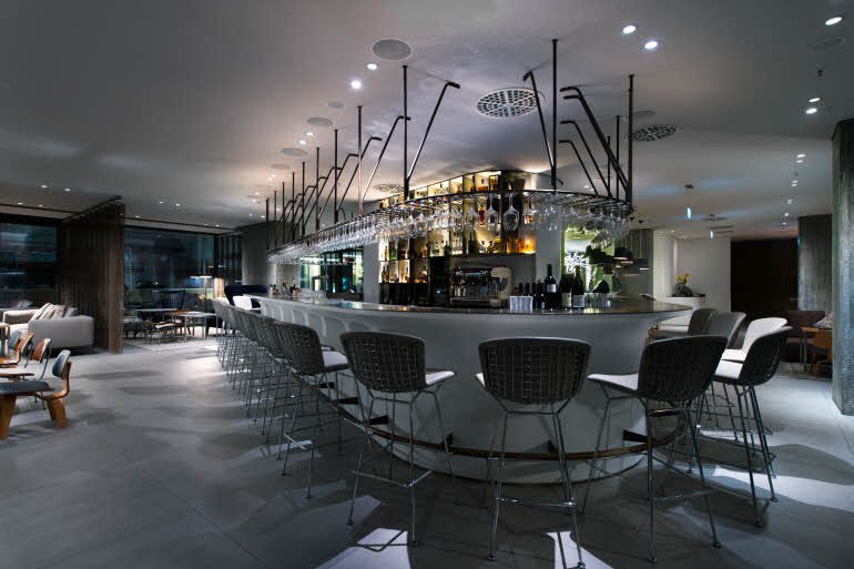 Scandic Frankfurt Museumsufer main ehemals wyndham bar