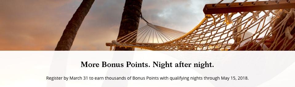 Gute Hyatt Promotion: Bis zu 25000 Bonus-Punkte