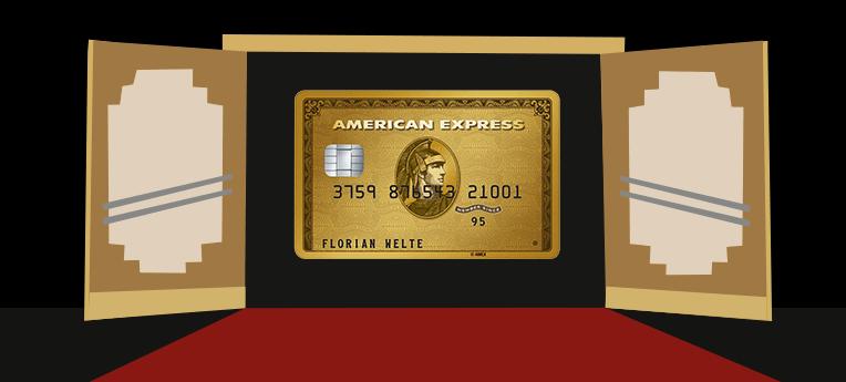 American Express Gold Kreditkarte + 12.000 Meilen – kostenfrei