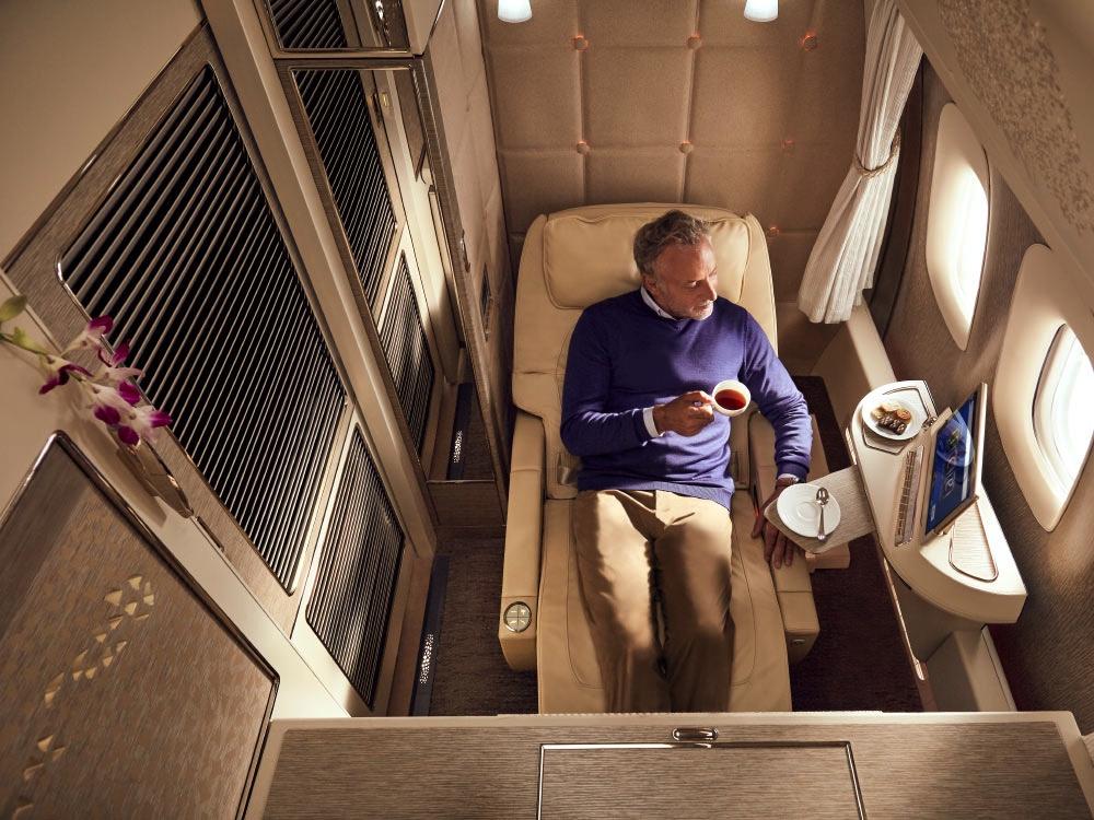 Emirates Skywards Meilen-Gültigkeit verlängern emirates skywards first class game changer boeing 777 b777