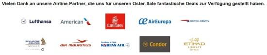 expedia etihad condor american airlines lufthansa singapore emirates british airways oster angebote