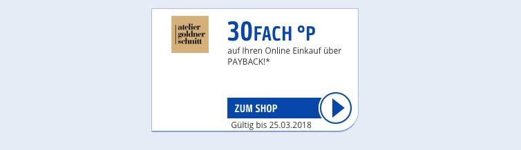 Payback eCoupon 30-fach Punkte