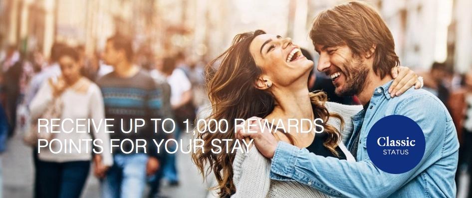 Accor: 1000 Bonuspunkte in BeNeLux