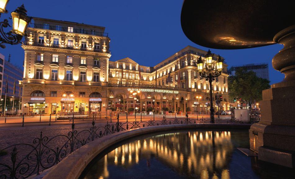 Steigenberger Frankfurter Hof Online Deal