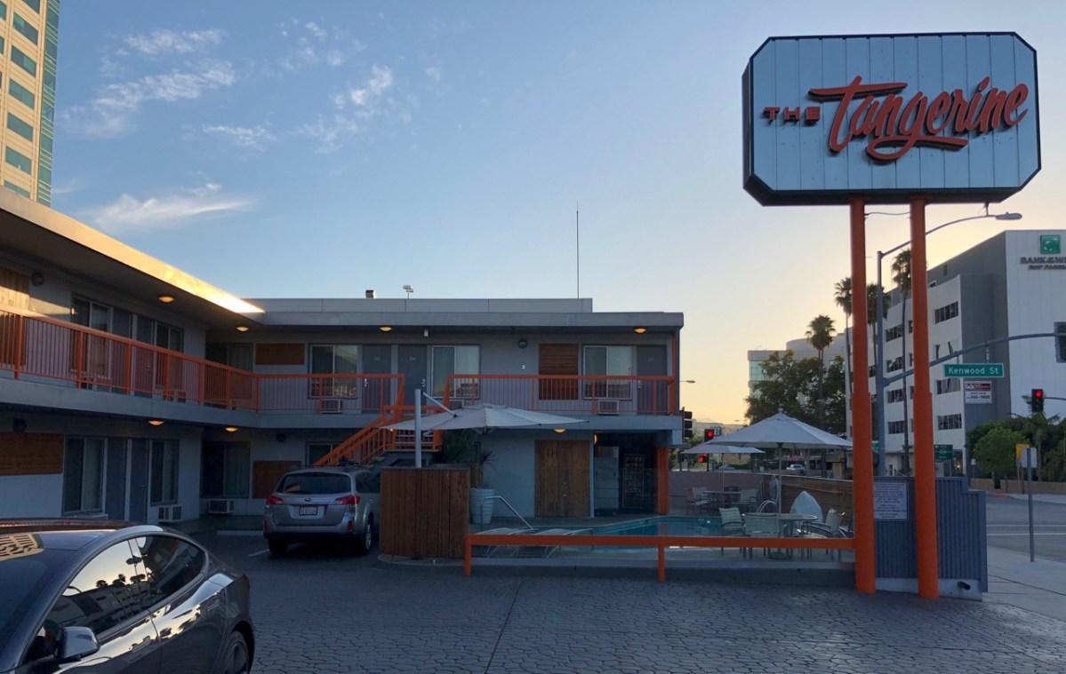 The Tangerine – das perfekte Motel in Los Angeles für einen Roadtrip: Bewertung