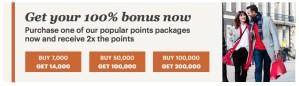 ihg rewards club punkte kaufen 100 % bonus punkte