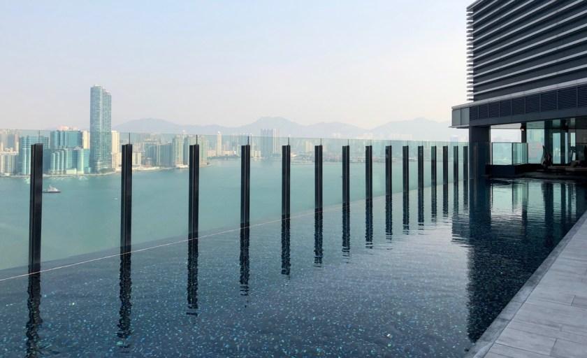 hyatt centric victoria harbour hong kong north point world of hyatt infinity pool