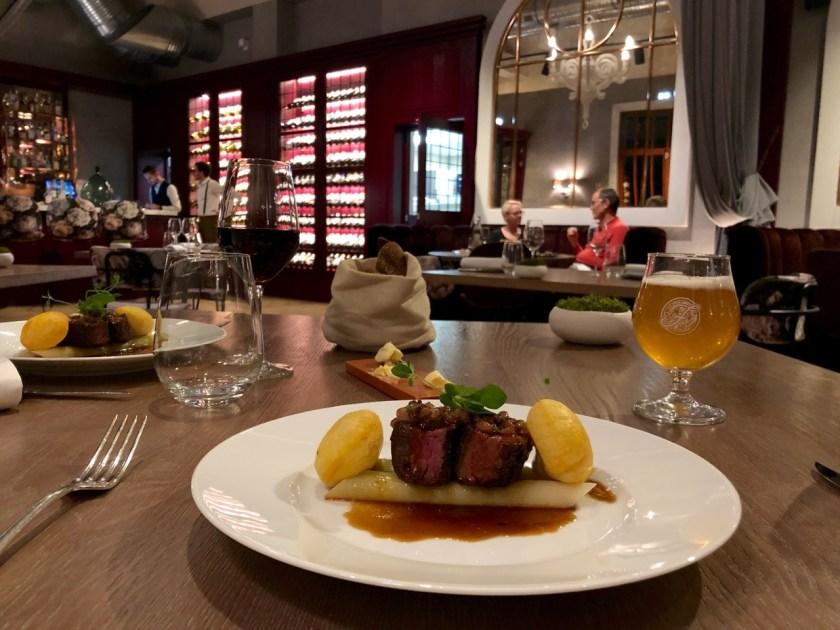 hyatt regency chantilly paris france frankreich world of hyatt gourmet restaurant nord