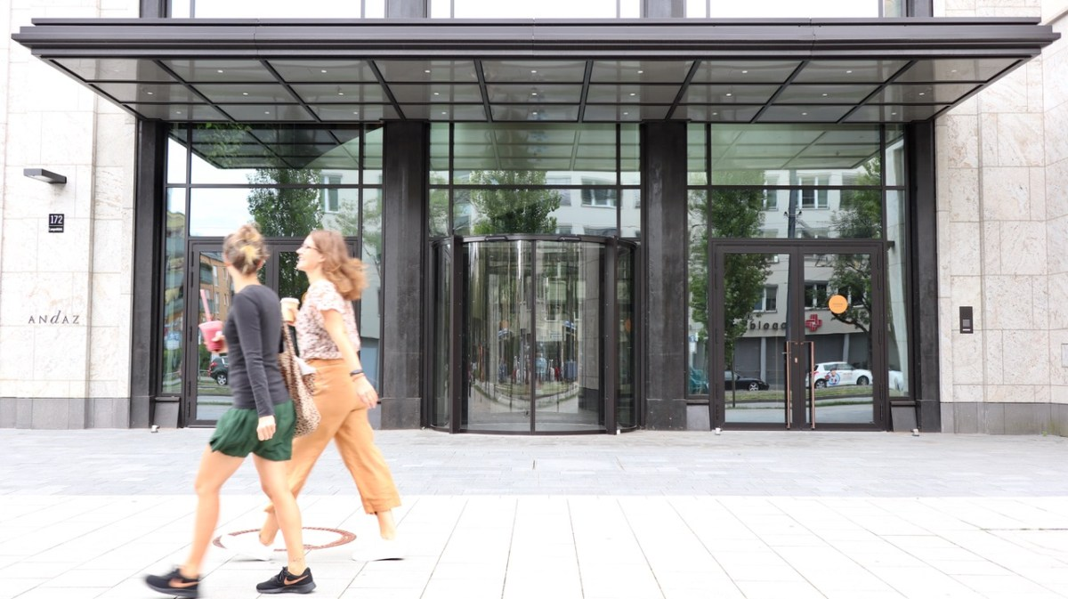 Andaz Munich Schwabinger Tor: Bewertung