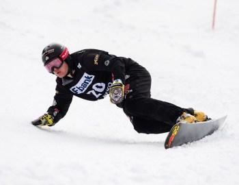 Stefan Baumeister holt  erstes Weltcup-Podium
