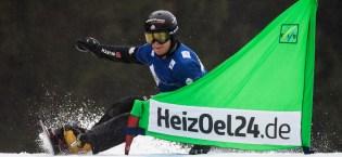 Erster Weltcup-Sieg für Stefan Baumeister in Winterberg- Langenhorst und Baumeister Dritte im Team PSL