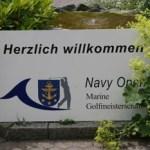 16. Marinegolfmeisterschaft – Navy Open 2017 – Oberstabsfeldwebel Thomas Nossem neuer Marinemeister