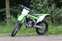 Kawasaki KX 450F: Ein echter Leistungssportler.