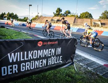 """Wiedersehen beim 24h-Radrennen in der """"Grünen Hölle"""""""