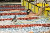 Joshua Perling im Vorlauf 200 Meter Super Lifesaver.