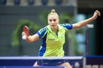 Chantal Mantz erreichte bei der U21-Konkurrenz das Viertelfinale.