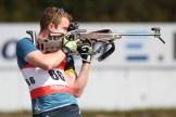 Wintersport, Deutsche Meisterschaft Biathlon 2016, Sprint