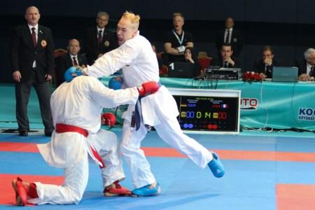 Bundeswehr-Quartett sichert die Olympia Vorqualifikation im Karate