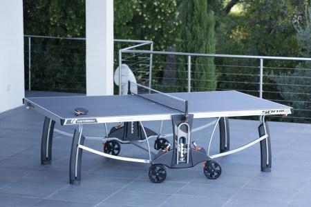 Tischtennisplatte für den Garten gesucht?  Fragen zur richtigen Materialauswahl