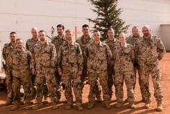 """""""Mittawoida Jager"""". Auch Soldaten vom Gebirgsjägerbataillon 233 beteiligen sich am Mali-Einsatz."""