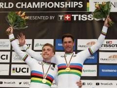 Sportsoldat Theo Reinhardt ist Madison-Weltmeister
