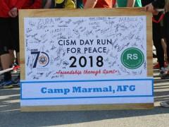 CISM Day Run – jetzt auch im Camp Marmal