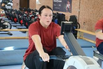 Soldatin Steffi Matz hat durch Sport ihr Trauma nach den Auslandseinsätzen verarbeitet.