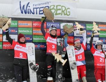 Jörg gewinnt Saisonabschluss  in Winterberg