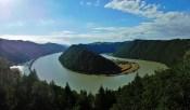 Ein Highlight: Die Donauschlinge bei Schlögen kann echt sprachlos machen.