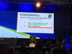 Ein Traum wird wahr: Oberhof erhält Zuschlag für Biathlon-Weltmeisterschaften 2023