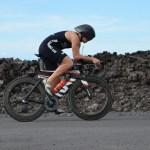 Leutnant Timo Schaffeld wird Weltmeister beim Ironman Hawaii