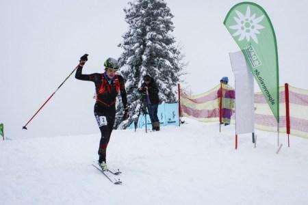 Skimountaineering: Susi von Borstel und Stefan Knopf holen Deutsche Meisterschaft im Vertical