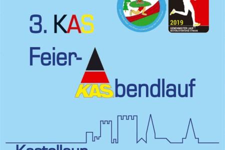 """Laufen für die """"Gute Sache"""" – 3. KAS-Feierabendlauf in Kastellaun 2019"""