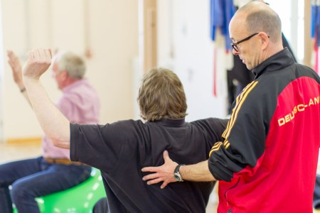 Neues Konzept Sportausbildung wird professionalisiert