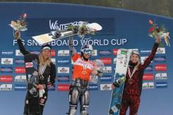 Selina Jörg:Knapp am Titel vorbei, aber zufrieden mit dem zweiten Platz.