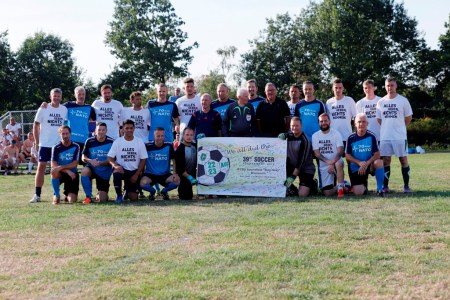 """It is just a soccer ball…"" – 39. Internationales Kleinfeld-Fußballturnier in Brunssum des JFCBS"