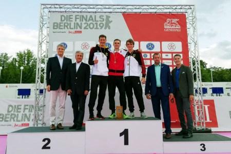 Furiose Finals: Liebig und Schleu holen Meistertitel 2019