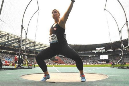 Bestleistung für Kristin Pudenz – Speerwerfer tasten sich in die Saison hinein