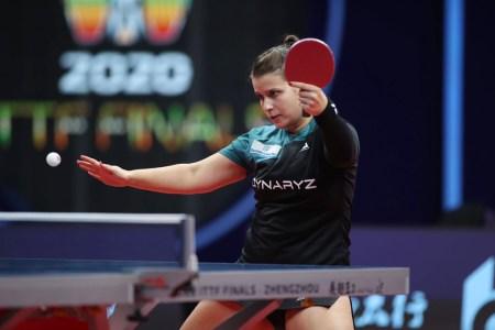 Brillante Petrissa Solja bringt die Nummer 1 der Welt im Viertelfinale schwer in Bedrängnis