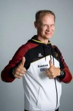 Trainingswissenschaftler Michael Keim.