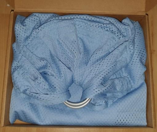 Light blue water ring sling