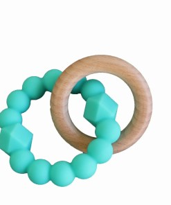Mint teether toy