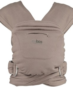 Caboo organic Driftwood Marl carrier_Front