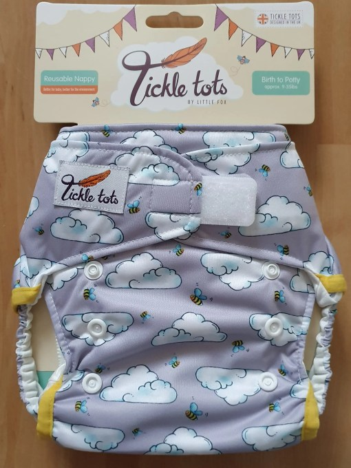 Busy Bees Tickle Tots Nappy