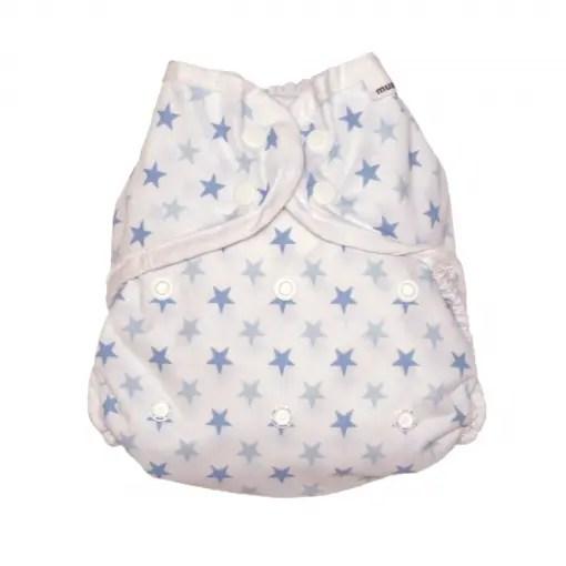 Muslinz Blue Star Size 2 Wrap