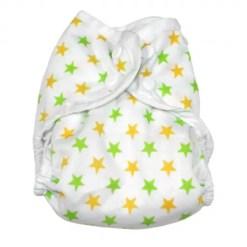 Muslinz Yellow Star Size 1 Wrap