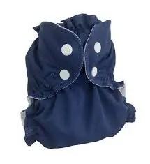 Sailor Blue AIO nappy