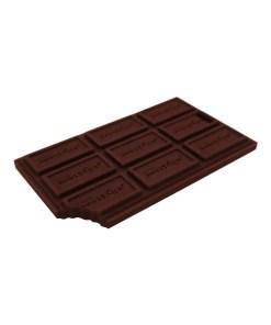 Chocolate bar shaped chew toy